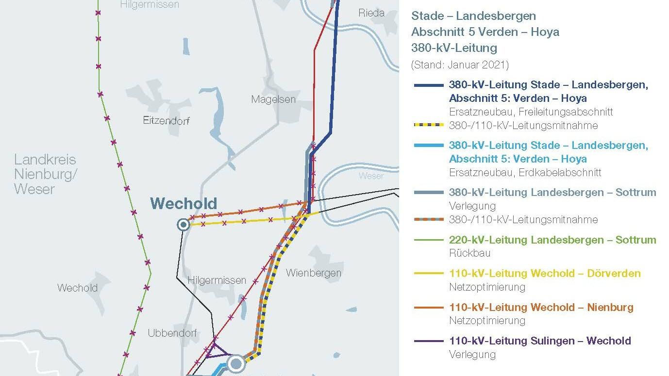 Abschnitt 5 - Stade-Landesbergen