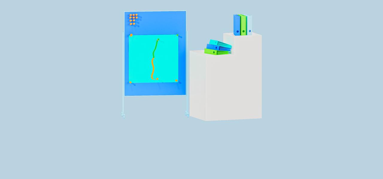 Planfeststellungsverfahren und Kartenmaterial