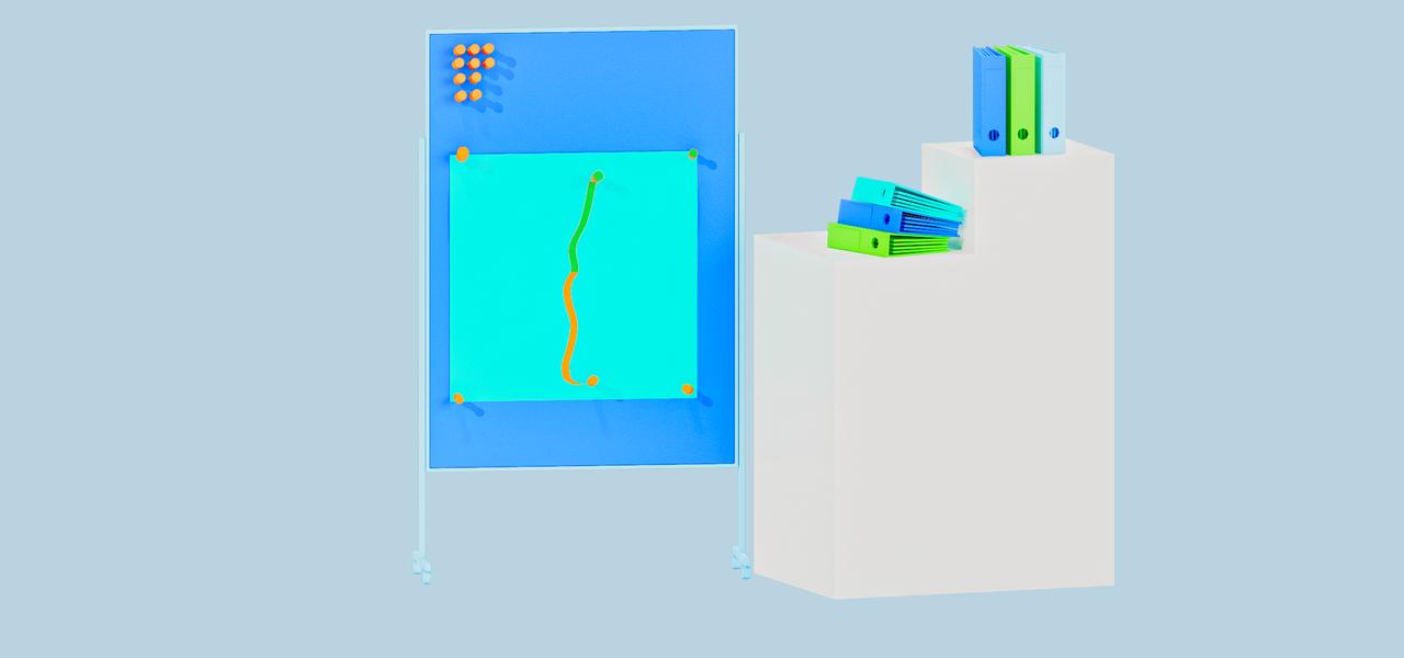 Planfeststellungsunterlagen und Kartenmaterial
