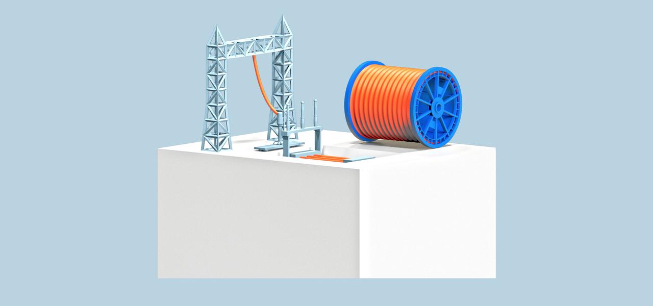 Erdkabel und Kabelübergangsanlagen